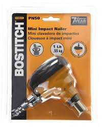 Home Depot Bostitch Floor Nailer by Bostitch Pn50 Mini Impact Nailer Power Nailers Amazon Com