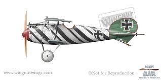 100 Fritz 5 Wingnut Wings 132 Albatros DV