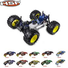 100 Monster Truck Remote Control US 60697 9 OFFHSP 18 Scale Nitro Off Road Off Road 94083 18thin RC Cars From Toys Hobbies On AliExpress