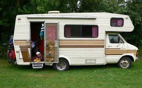 My Old 81 Dodge Motorhome