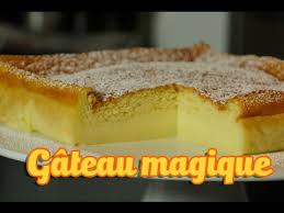 recette de cuisine gateau recette facile gâteau magique à la vanille magic cake recipe