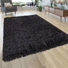 hochflor teppich shaggy in mehreren farben