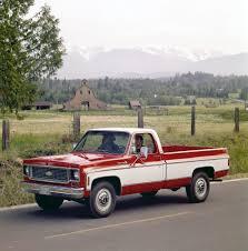 1973 Chevrolet C20 Cheyenne Super Fleetside Pickup Truck