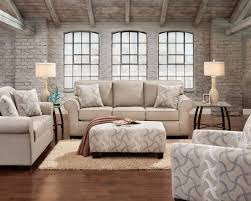 Claremore Antique Sofa And Loveseat by Charisma Linen Sofa And Loveseat Fabric Living Room Sets