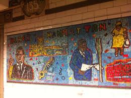Harlem Hospital Glass Mural by Food Archives Big Apple Greeter