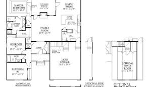 Simple Single Level House Placement by Simple Residential Building Designs And Plans Placement