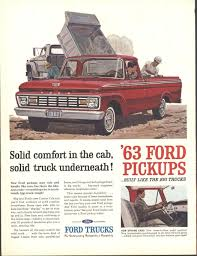 63 Ford Pickups Page LIFE November 23 1962 | Products 1954 Chevrolet 3100 1078 Boca Classic Motsports Co Used The Pickup Truck Buyers Guide Drive Enchanting Value Collection Cars Ideas These 11 Trucks Have Skyrocketed In 1949 Intertional Kb2 34 Ton Muscle Car For Sale Cool Gallery Boiqinfo Cars For Sale Auto Appraisals 1950 Ford F1 Classics On Autotrader Vintage Chevy Pickups Are Gaing In Popularity And Best Resource Kbb New Delighted Values Exelent Antique Pattern