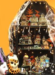 Dept 56 Halloween Village List by Department 56 Halloween Village In A Coffin We Built Halloween