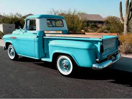 Pin By G McG On Classic Chevy & GMC Trucks (1950's) | Pinterest ...