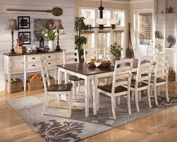 Shabby Chic Dining Room Table And Chairs by Sideboards Extraordinary Dining Table With Hutch Dining Table