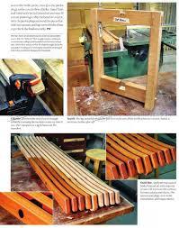 outdoor bench plans u2022 woodarchivist