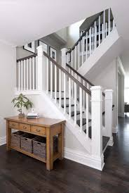 27 Painted Staircase Ideas Which Make Your Stairs Look New | Oak ... Java Gel Stain Banister Diy Projects Pinterest Gel Remodelaholic Stair Makeover Using How To A Angies List My Humongous Stairs Fail Kiss My Make Wood Stairs Treads For Cheap Simply Swider Stair Railing Cobalts House Staircase Reveal Cut The Craft Updating A Painted With An Ugly Oak Dark All Things Thrifty 30 Staing Filling Holes And