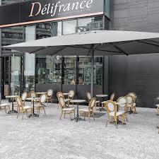 Dehor Large Poggesi Restaurant Umbrella