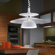 eglo brenda rise and fall ceiling pendant light