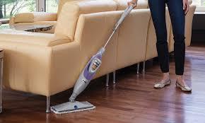 Shark Steam Mop Wood Floors Safe by Shark Steam U0026 Spray Mop Groupon Goods