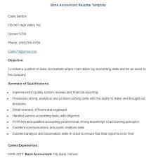 19 Sample Banking Resume Templates