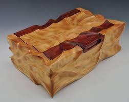 Maple BubbaBinga Keepsake Box