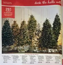 Martha Stewart Artificial Christmas Trees Kmart by Christmas Tree Black Friday Christmas Ideas