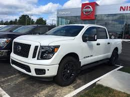 New 2018 Nissan Titan For Sale In Miramichi - Trevors Nissan In ... Five Things We Learned About The Nissan Titan Xd 62017 Crew Cab And Recalled For Used 2017 Nissan Titan Sv Truck Sale In West Palm Fl 2016 56l 4x4 Test Review Car Driver Review Nissans Gas V8 Has A Few Advantages Over Tow Warrior Concept Usa New 2018 San Antonio Question Of The Day Can Sell 1000 Titans Annually Vs Autoguidecom Edmton Sale Near Indianapolis In Dorsett