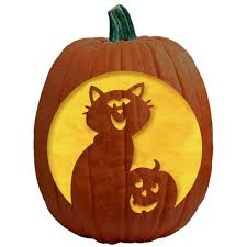 Owl Pumpkin Template by Chat Cat The Pumpkin Lady