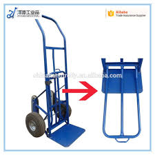 3 Wheel Hand Truck /stair Climbing Hand Truck With Factory Trolley ...