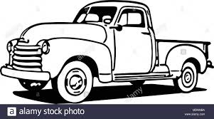 Chevy Pickup Truck - Retro Clipart Illustration Stock Vector Art ... Truck Parts Clipart Cartoon Pickup Food Delivery Truck Clipart Free Waste Clipartix Mail At Getdrawingscom Free For Personal Use With Pumpkin Banner Black And White Download Chevy Retro Illustration Stock Vector Art 28 Collection Of Driver High Quality Cliparts Black And White Panda Images Monster Clip 243 Trucks Pinterest 15 Trailer Shipping On Mbtskoudsalg
