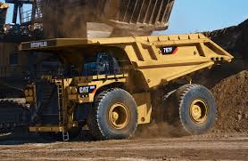 100 Cat Mining Trucks Cat Machines Marks Mining Truck Milestone Equipment World
