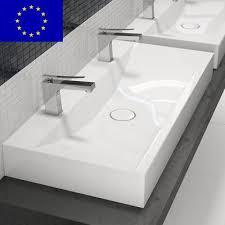 design waschbecken 100cm waschtisch aufsatzwaschbecken oder