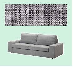 Ikea Sanela Curtains Beige by Ikea Sanela Light Beige Velvet 2 Drape Panel New 98