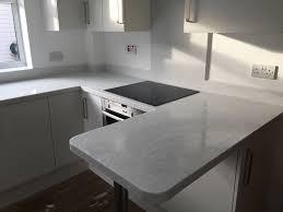 100 Hi Macs Sinks Using LG In The Kitchen NJ Design Ltd
