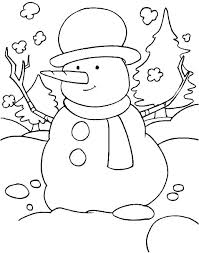 Winter Coloring Sheets For Preschoolers Good Clothing Pages And Of Clothes