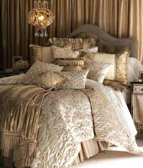 Romance Luxury Bedding Ensemble Home Beds King Size Sets