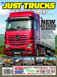 Just Trucks – 04 October 2018 PDF Download Free