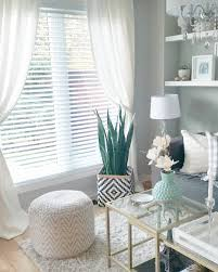 Geometric Pattern Sheer Curtains by After The New Drapes Went Up I Realized We Needed Some Privacy I