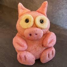 pate a sel comment faire un cochon en pâte à sel