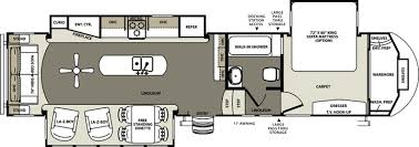 Montana Fifth Wheel Floor Plans 2004 by Forest River Sandpiper 5th Wheels Floor Plans New U0026 Used Fifth