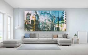 bürokunst bilder aus düsseldorf auf leinwand und acryl