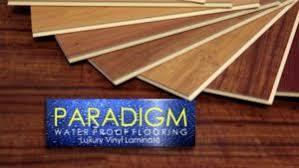 paradigm lvt plank sheet vinyl tile waterproof flooring