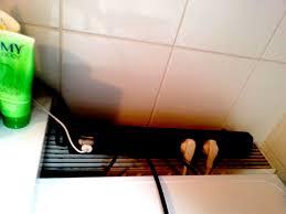 ist es schlimm wenn der steckdosenverteiler auf der heizung
