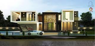 100 Modern Hiuse QCon Home Contemporary House