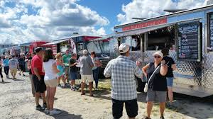 Sea Isle's Food Truck Festival Drives People To Eat | Sea Isle News