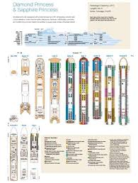 Grand Princess Deck Plan by Mount Fuji Bullet Train U0026 Japan Cruise Cruise And Stay In Japan