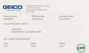 100 Geico Commercial Truck Insurance Vehicle Vehicle Card Template