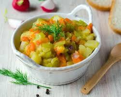 cuisiner le poireaux recette fondue de poireaux carottes et pommes de terre