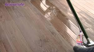 Bona Floor Refresher Or Polish by Rejuvenate Floor Restorer Top Tv Stuff Youtube