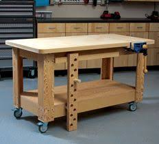 Build Workbench Plans Fifteen Free That Include