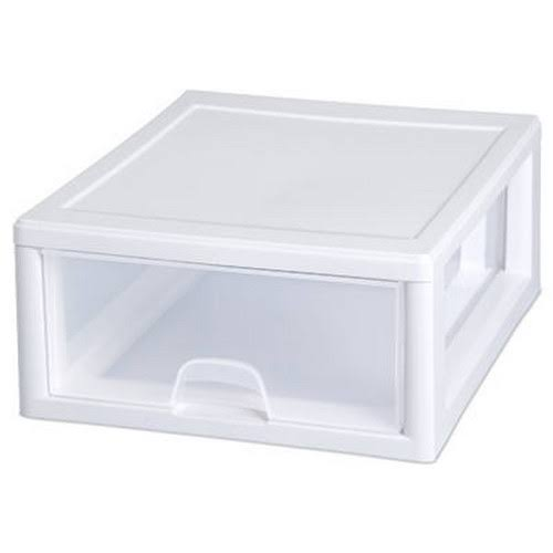 Sterilite Stacking Drawer - Clear, 16qt