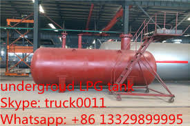 hot sale underground propane tanker factory sale buried 10 000L