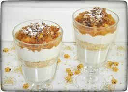 weihnachtliches bratapfel winterzauber dessert