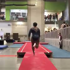 angel rice tumbling routine 2017 canada cup popsugar fitness